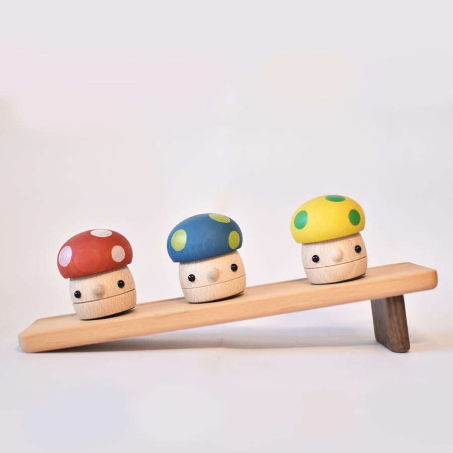 こまむぐ公式 どんぐりきのこセット 木のおもちゃ 国産 知育 木育 どんぐりころころ ギフトセット|comomg|02