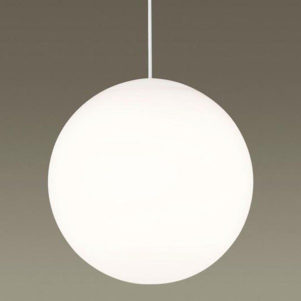 【LGB19241WZ】パナソニック 半埋込吊下型 LED(電球色) ダイニング用ペンダント MODIFY(モディファイ) スフィア型 【panasonic】