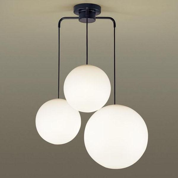【LGB19411BZ】パナソニック Uライト方式吊下型 LED(電球色) シャンデリア MODIFY(モディファイ) 白熱電球60形4灯器具相当/〜6畳 60形4灯 【panasonic】