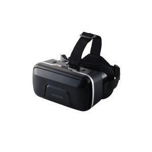 エレコム VRゴーグル ピント調節可能 スタンダードタイプ DMM_VR動画1000円相当ポイ メーカー在庫品|compmoto