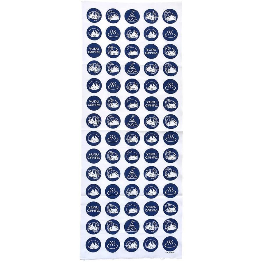 ゆるキャン△【数量限定】MATCH PUMP 2WAYバッグセット(2WAYバッグ+日本製 温泉手ぬぐい+特典ビニールポーチ) 志摩リン・各務原なでしこ グッズ con-para 07
