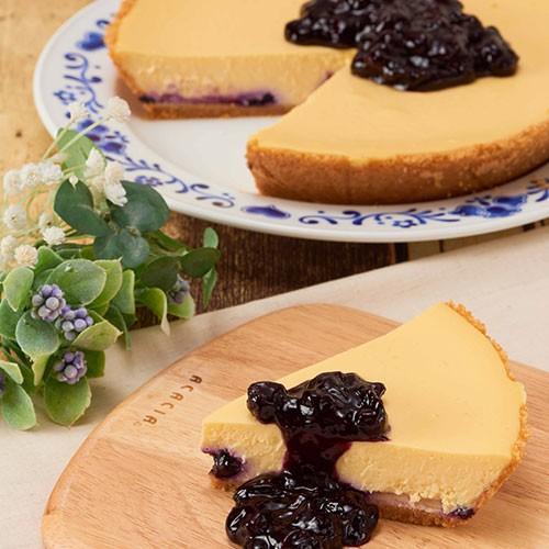 Anna Miller's アンナミラーズ ブルーベリー チーズケーキ