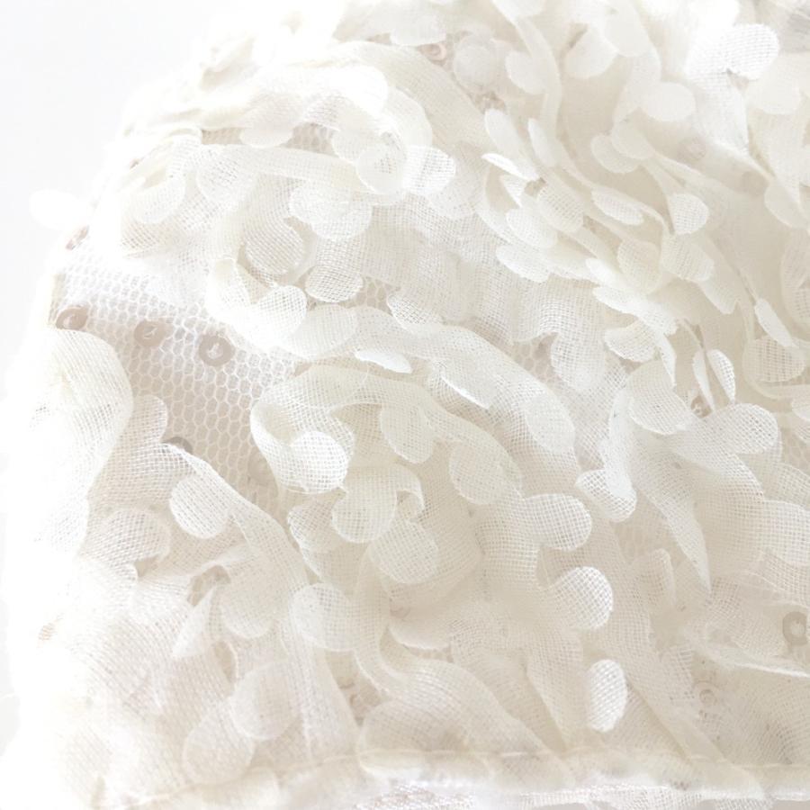 マスク 大人用 布マスク 立体マスク レース チュールフリルレース ホワイト/ピンク 花柄 日本製 デザインマスク おしゃれマスク 小顔マスク|conceptstore|02