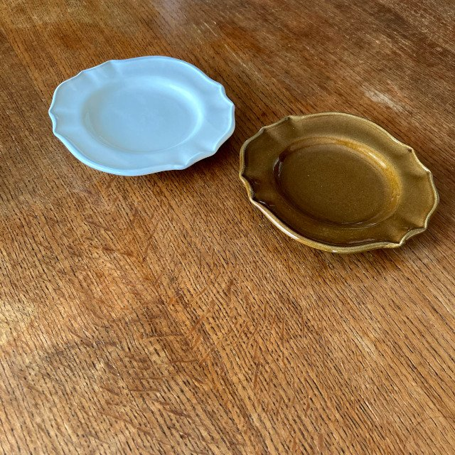 サイドプレート スタジオエム 花びら パンプレート スタジオM' 食器 皿  ケーキプレート 取り皿 日本製 陶器 conceptstore 03
