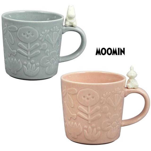 ムーミン マグカップ ムーミン/リトルミイ フィギュア コーヒーカップ スープカップ ティーカップ 北欧デザイン moomin conceptstore