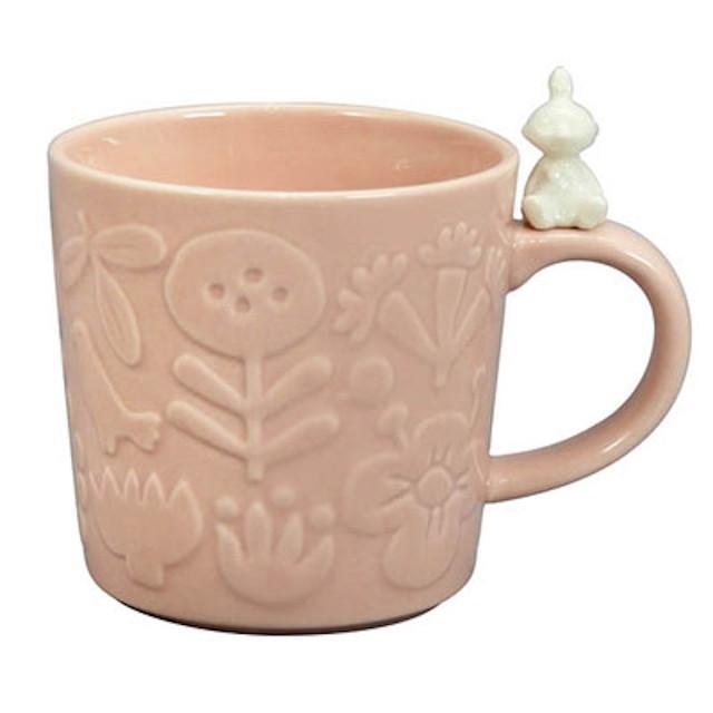 ムーミン マグカップ ムーミン/リトルミイ フィギュア コーヒーカップ スープカップ ティーカップ 北欧デザイン moomin conceptstore 03