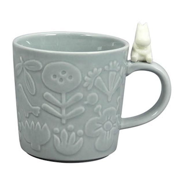 ムーミン マグカップ ムーミン/リトルミイ フィギュア コーヒーカップ スープカップ ティーカップ 北欧デザイン moomin conceptstore 02