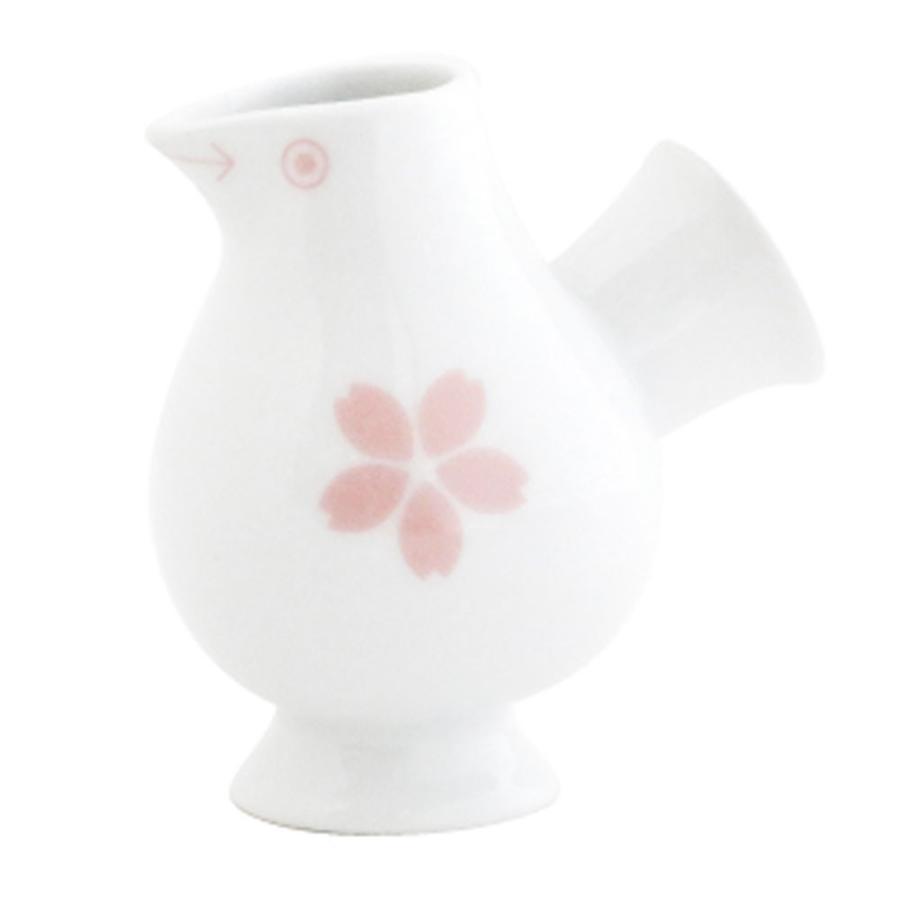 リサラーソン おさけことり 青/さくら 小鳥 ミルクピッチャー ミルクポット 一輪挿し 花瓶 波佐見焼  陶器製 lisa larson conceptstore 16