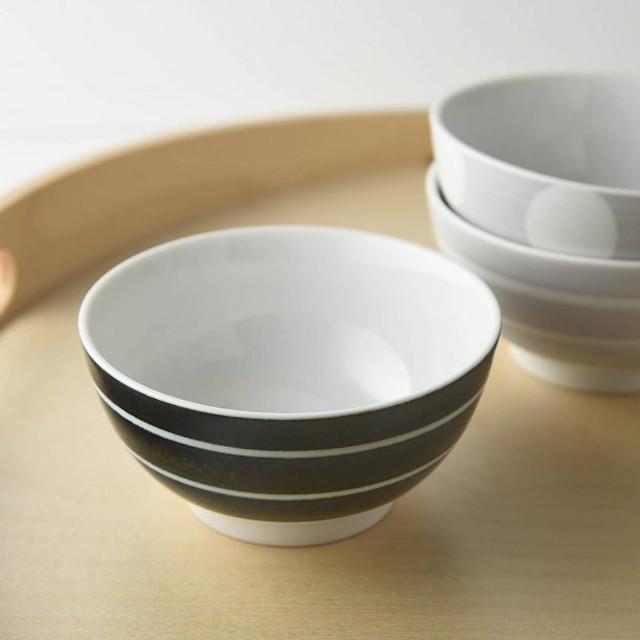 ボウル 2点セット 茶碗 ペア  フルーツボウル 10.5cm 日本製 美濃焼 飯碗 磁器 conceptstore 02