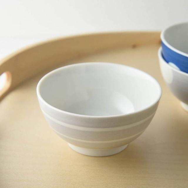 ボウル 2点セット 茶碗 ペア  フルーツボウル 10.5cm 日本製 美濃焼 飯碗 磁器 conceptstore 05