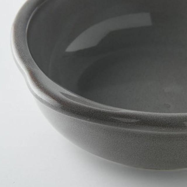 グラタン皿 サイドストリート ストームグレー 日本製 磁器 美濃焼 conceptstore 03