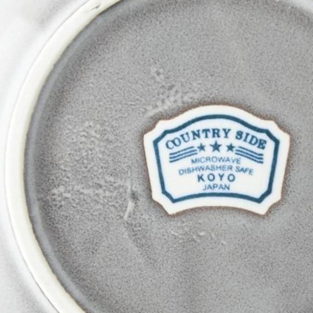 グラタン皿 サイドストリート ストームグレー 日本製 磁器 美濃焼 conceptstore 04