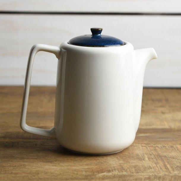 ティーポット 茶こし付き 北欧ブルー ネイビー 切立ちティーポット スーニャ型 コーヒーポット 日本製 美濃焼 conceptstore 03