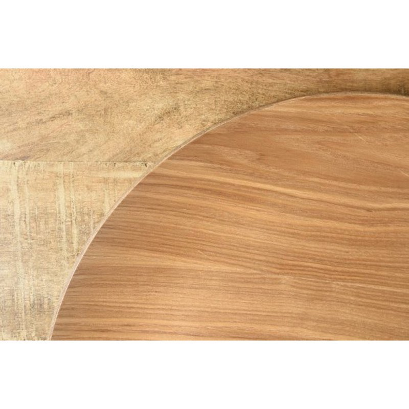 ウッドトレイ Lサイズ トレー 41cm ディナープレート 丸 ラウンド 木製 ウィローウッド アウトレット conceptstore 04