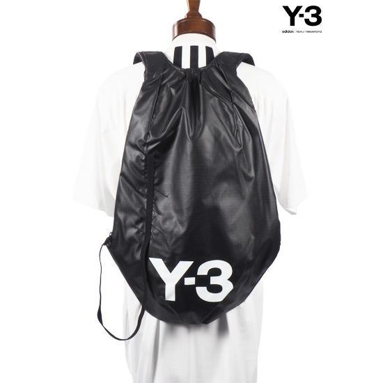 b9431e8a13f6 2019ss Y-3 ワイスリー YOHJI YAMAMOTO DY0517 Y-3 Yohji II Backpack バックパック ...