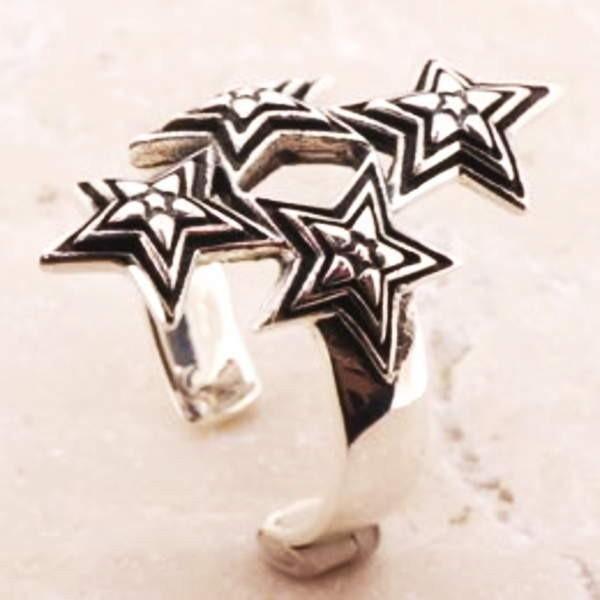 お手頃価格 スター おすすめ シルバーリング リング 指輪 サイズ 人気 スター 指輪 おすすめ ブランド プレゼント シンプル メンズ レディース 送料無料, SHANTI:e8850be6 --- airmodconsu.dominiotemporario.com