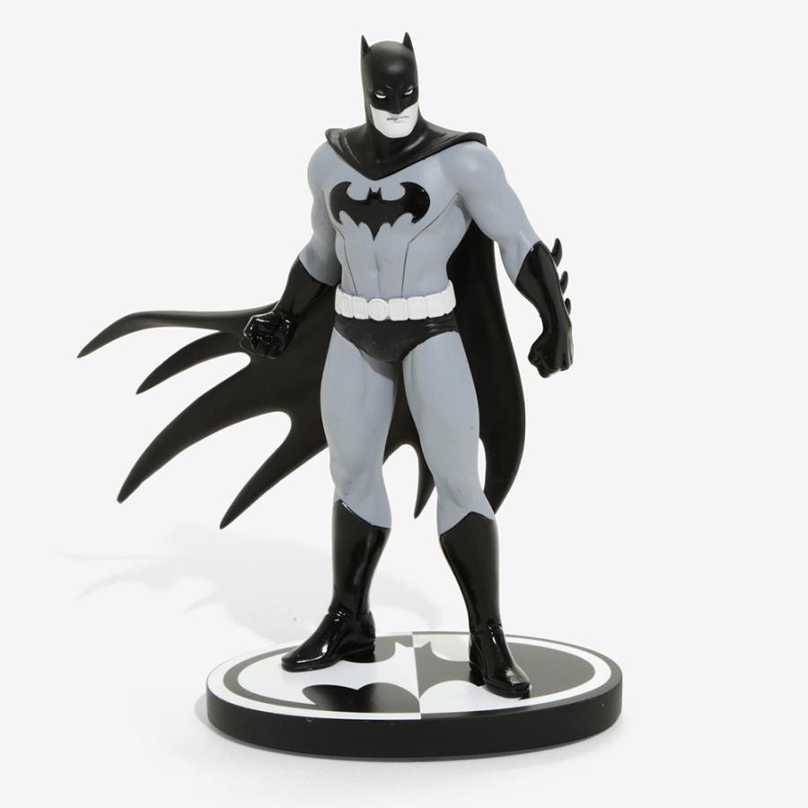 DCコミック グッズ バットマン フィギュア ブラック アンド ホワイト