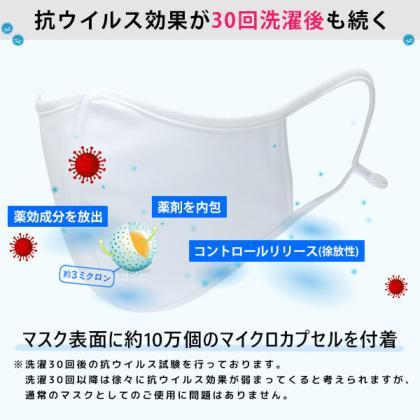 マスク 日本製 色付き 全7色 耳が痛くならない 科学のマスク 日本製 洗える 布マスク 洗濯30回も抗菌・抗ウイルス効果が続く 小さい 大きい CONOMi  涼しい|conomi|10