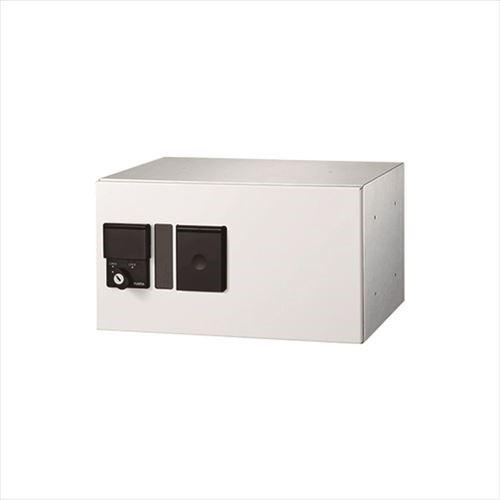 メーカー直送 ナスタ 宅配ボックス [KS-TLP360LB-S200N-W] プチ宅 防滴型 捺印付 色:ホワイト【宅配ボックス】