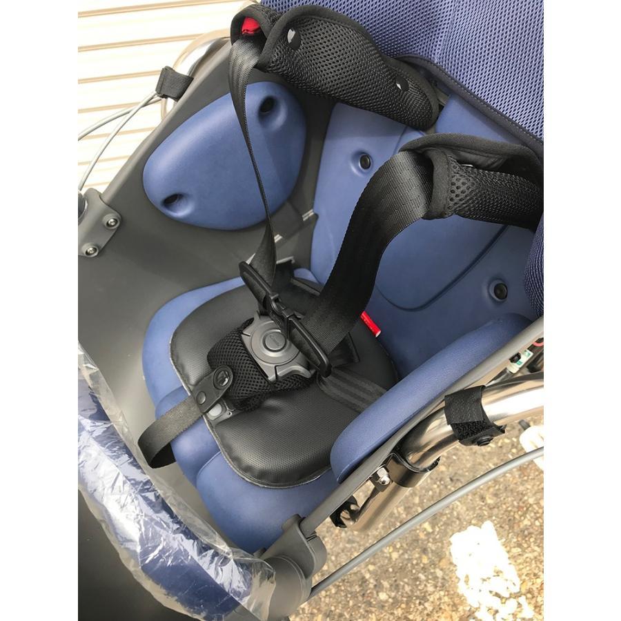 チャイルドシート クッション 自転車用 前後共通 NEW LABOCLE GEL+(ゲルプラス) L-CSC02 conspi 08