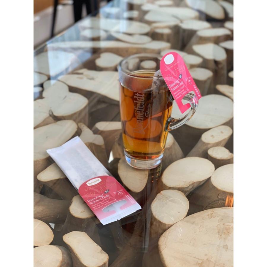 [ジョイオブティー] ダージリンサマーゴールド 15枚  Joy of tea DARJEELING SUMMER GOLD ロンネフェルト contenart