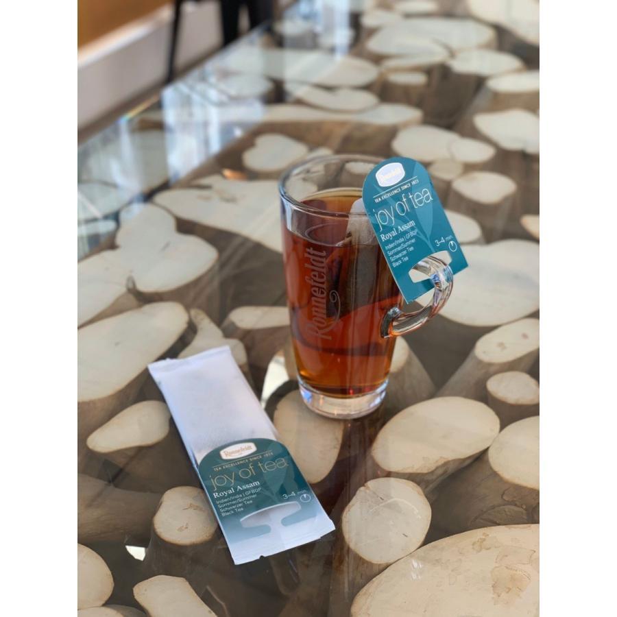 [ジョイオブティー] ロイヤルアッサム   Joy of tea ROYAL ASSAM  ロンネフェルト contenart