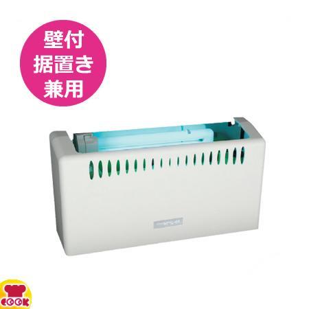朝日産業 ムシポン MPR-01 壁付・据置き兼用型 捕虫紙自動巻取タイプ(送料無料、代引不可)