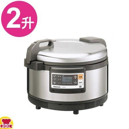 パナソニック 業務用IHジャー炊飯器2升炊き SR-PGC36(単相200V)(送料無料、代引不可)