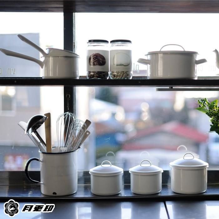 月兎印 ホーロー ミルクパン 14cm 1.2L 全5色 IH対応|cooking-clocca|02