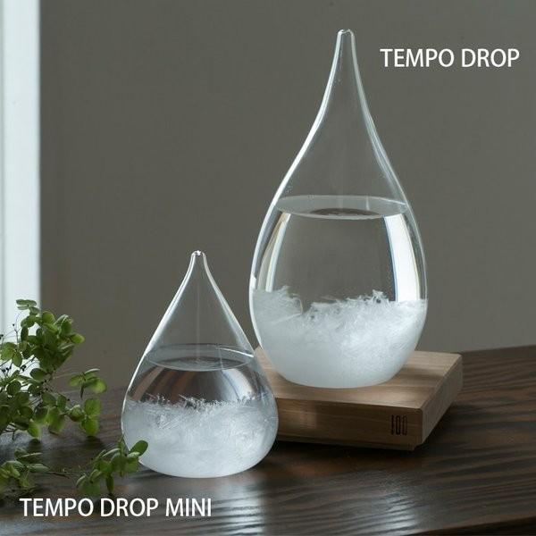 TEMPO DROP テンポドロップ 100percent ストームグラス 送料無料 cooking-clocca 03