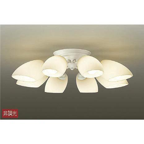 照明器具 大光電機(DAIKO) DCH-38796Y シャンデリア LED (ランプ付き) 電球色 〜12畳 [∽]