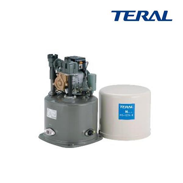 【在庫あり】テラル(旧ナショナル) PG-157A-5 浅井戸用圧力タンク式ポンプ(50Hz) 単相100V 150W(PG-135A後継品) [☆2]