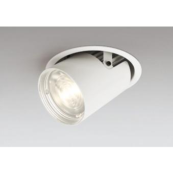 オーデリック XD402536H ダウンスポットライト LED一体型 LED一体型 電球色 電源装置別売 埋込穴φ125 オフホワイト