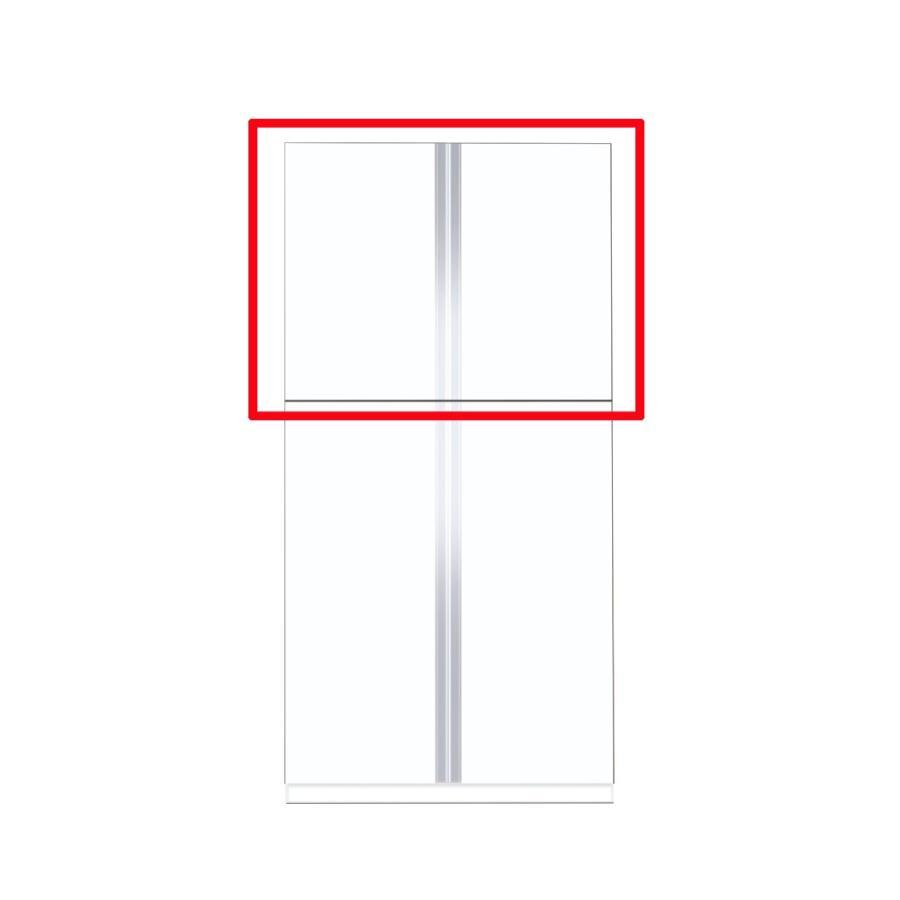マイセット Y3-90TUS ベーシック Y3 玄関収納 トールユニット 上台のみ 高さ180cmタイプ 間口90cm 奥行35.8cm [♪▲]