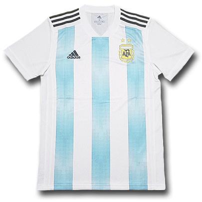 アルゼンチン代表 ホーム 2018/19 半袖ユニフォーム<アディダス>