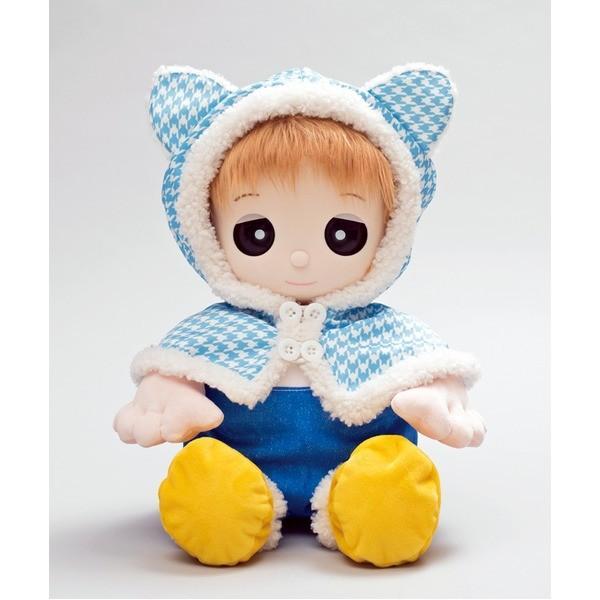 大人気夢コレ46 猫耳付きポンチョドレス