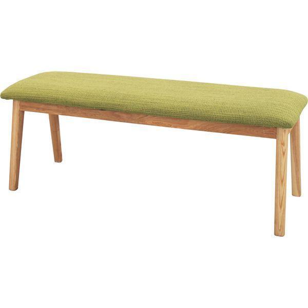 大人気モタ ベンチ 木製(天然木) 高さ37cm 高さ37cm 高さ37cm HOC-330GR グリーン(緑) a83