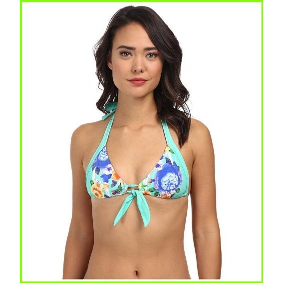 Seafolly Romeo Rose Slide Tri Seafolly Swimsuit Tops WOMEN レディース Peppermint