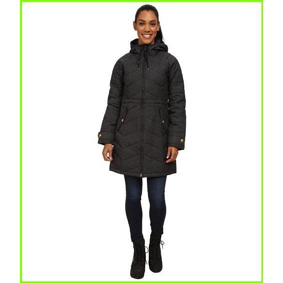 品質が Prana Mona Jacket Prana Coats & Outerwear WOMEN レディース Black Heather, 似顔絵ショップカムカム f823a159