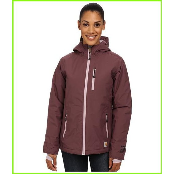 【正規品質保証】 Carhartt Elmira Jacket カーハート Blazers & Jackets WOMEN レディース Dusty Plum/Iris Lining, 尾張屋質店 e6050fa2