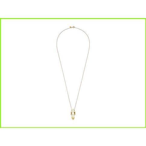 【予約受付中】 gorjana Alejo Pendant Necklace gorjana Pendants WOMEN レディース Gold, エドサキマチ 485d4ed6