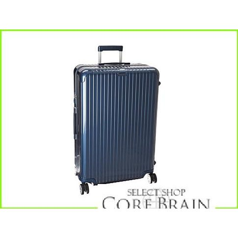 Rimowa Salsa Deluxe - 32 リモワ Upright Suitcases WOMEN レディース Yachting 青