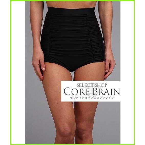 Unique Vintage Monroe Bikini Bottom Unique Vintage Swimsuit Bottoms WOMEN レディース 黒