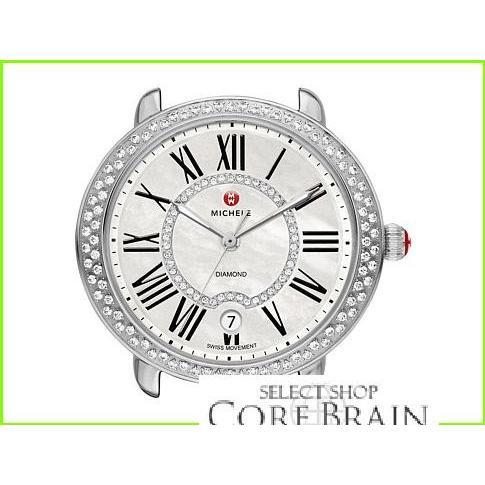 都内で Michele Luxury Serein 16 Diamond Diamond Dial 16 Silver/Steel Silver/Steel Watch Head Michele Luxury Watches WOMEN レディース Silver/Steel, ロールスクリーンと薔薇雑貨PuPuRu:bcaed59b --- chizeng.com