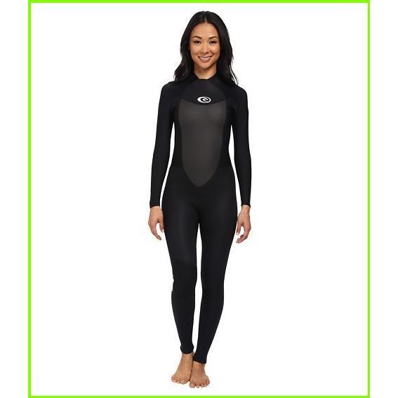 大流行中! Rip Curl 3/2 Omega 3/2 レディース Full WOMEN Suit Rip Curl Wetsuits WOMEN レディース Black, スマホグッズのエックスモール:c9fba100 --- airmodconsu.dominiotemporario.com