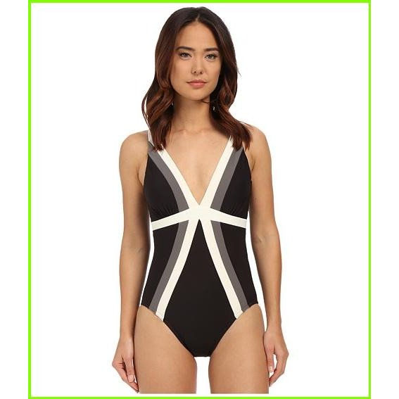 Miraclesuit Spectra Trilogy One-Piece Miraclesuit One Piece Swimsuits WOMEN レディース Black