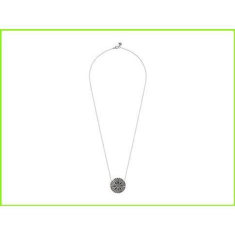 高質 The Sak Starburst Pendant Necklace 28 The Sak Pendants WOMEN レディース Silver, ハイレット 自由が丘 8b74137a