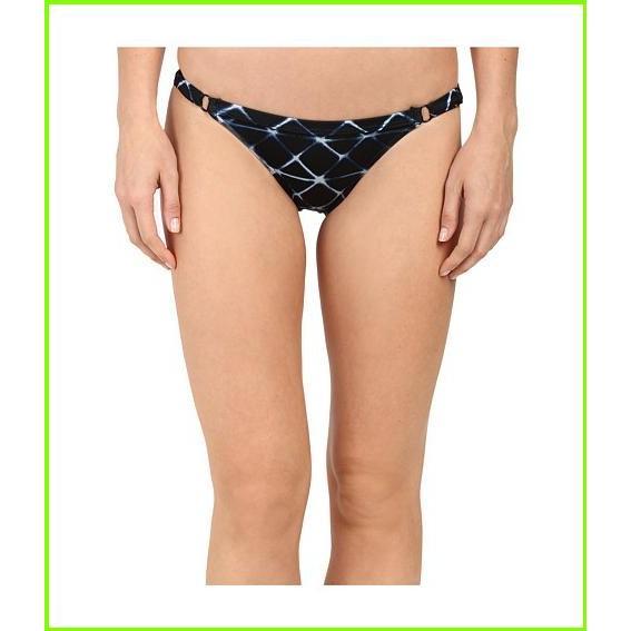 RVCA Crystalized Medium Bottoms ルーカ Swimsuit Bottoms WOMEN レディース 黒