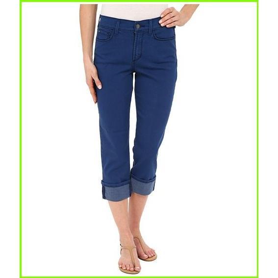 【スーパーセール】 NYDJ Dayla Wide Cuff Capri in Fort Wayne NYDJ Jeans WOMEN レディース Fort Wayne, インク コンシェルジュ 6cd528ab