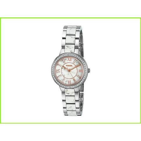 正規激安 Fossil Virginia - ES3962 フォッシル Fashion Watches WOMEN レディース Silver, みのり ac93ec1f